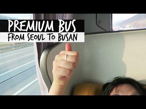 서울 ↔ 부산 누워서 가기 (고급져 고급져)