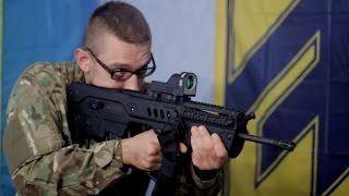 """Відеоогляд штурмової гвинтівки """"Форт-221"""", пістолет-кулемета """"Форт-224"""""""