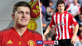 EXCLUSIVE! Harry Maguire on his humble journey from League One to playing for England & Man United🙌