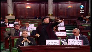 مشادة في البرلمان التونسي على خلفية زيارة رئيسه راشد ...