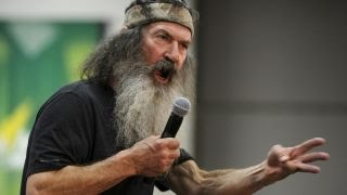 Duck Dynasty's Phil Robertson on Trump