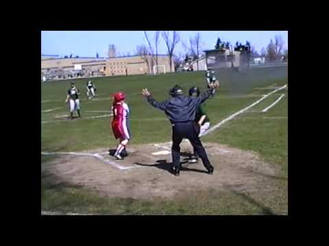 Chazy - Schroon Lake Softball  5-4-02