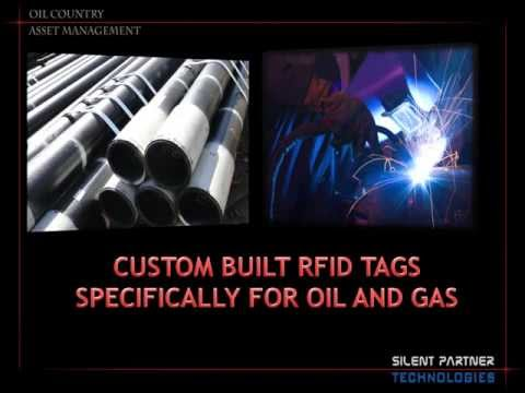 Silent Partner Technologies Oil & Gas RFID Tracking Solution