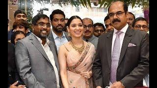 Tamanna launches Malabar Gold & Diamonds showroom in H..