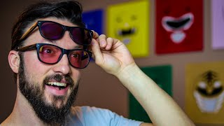 Indoor vs Outdoor Enchroma Glasses for Colorblind and Color Deficient: Seeing in Color