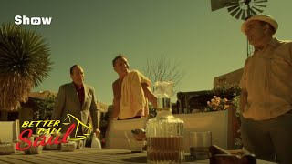 Better Call Saul - Cartel Meeting With Don Eladio [English Subtitles]