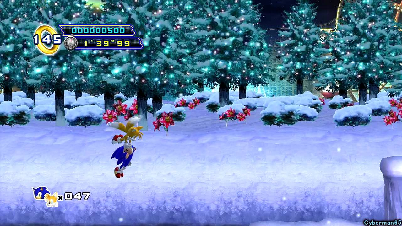 Sonic The Hedgehog 4 Episode 2 Ps3 Part 2 White Park