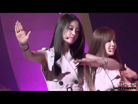 [HDFancam]120717 T-ARA Jiyeon Roly Poly