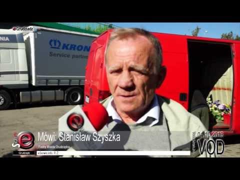 Radny Grudziądza Stanisław Szyszka odszedł z PO