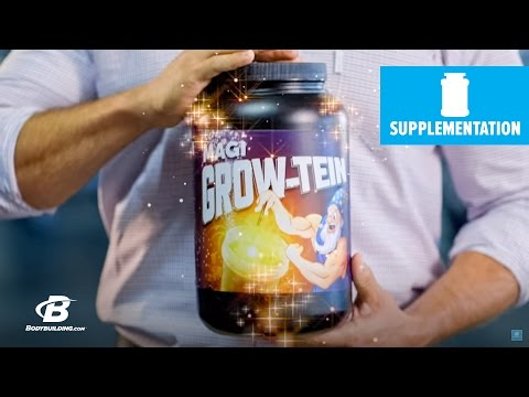 Magic Growtein | 25% Off Top Proteins