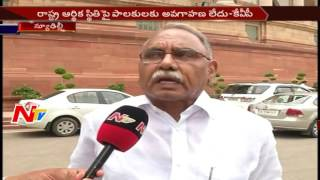 MP KVP Ramachandra Rao Face to Face, Financial Package for..