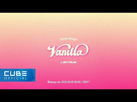 LIGHTSUM(라잇썸) - Debut Single [Vanilla] Audio Snippet