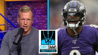 NFL Week 2 Preview: Baltimore Ravens vs. Houston Texans | Chris Simms Unbuttoned | NBC Sports