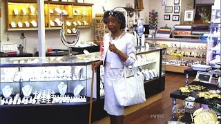 Grandma Shoplifts From Jewelry Store | What Would You Do? | WWYD