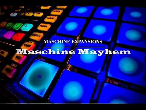 MASCHINE MAYHEM DEMO