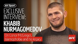 Khabib Nurmagomedov full interview (2019) | Conor McGregor, Islamophobia, and dealing with fame