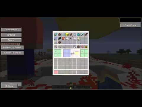 Mod review clones w honeydew and dantdm youtube - Diamond minecart clones ...