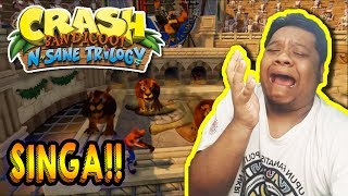 KOQ KZL YA?? - Crash Bandiccot N.Sane Trilogy (PART 1)