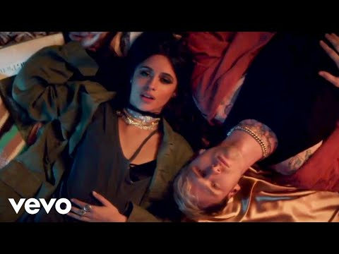 10. Machine Gun Kelly, Camila Cabello - Bad Things