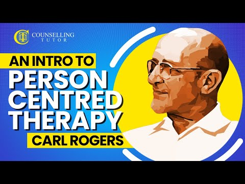Client-centered psychotherapy