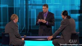 Penn and Teller Fool Us // Steven Brundage -Rubik's Cube Magician (Full Video)