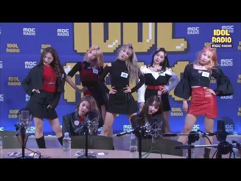 [IDOL RADIO] ☆드림캐쳐의 메들리 댄스☆