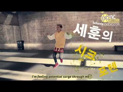 [EXOTICSUBS] 140307 Sunny10 CF - EXO's Sehun {ENG SUB}
