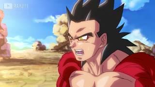 Dragonball AF - Goku Turns Into Super Saiyan 5