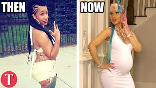 The Evolution Of Cardi B: From The Bottom To Queen of Rap