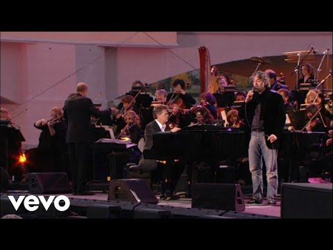 Andrea Bocelli - Somos Novios -Live From Castagneto Carducci, Italy / 2001