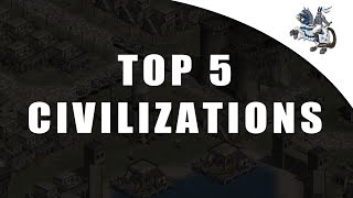 Age of Empires 2 - Best Civilizations