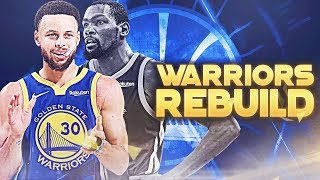 Breaking Up The Super Team...Whats Next? Golden State Warriors Rebuild | NBA 2K19