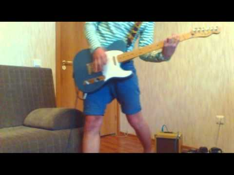 Пляж - Не сдавайся (guitar cover)