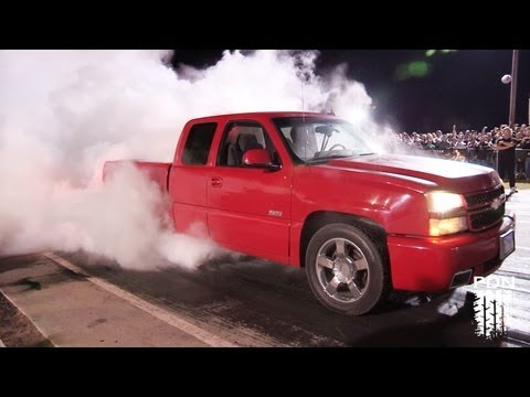 TX2K13 Burnout Contest Winner