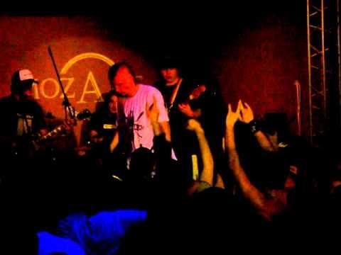 Пурген в Иваново 20.10.2012 ( Клуб Mozart )- Русiя