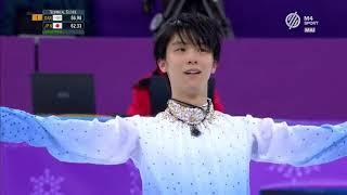 Yuzuru Hanyu - 2018 Winter Olympic Games Short Program