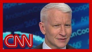 Anderson Cooper roasts Trump for Kentucky Derby tweet