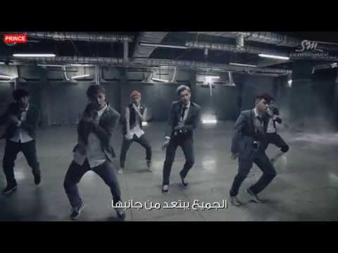 EXO - GROWL [ Arabic sub ]