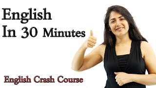 English Speaking Course in Hindi for Beginners - English Speaking Tutorial