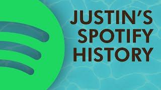 Justin's Spotify History | MBMBaM Animation