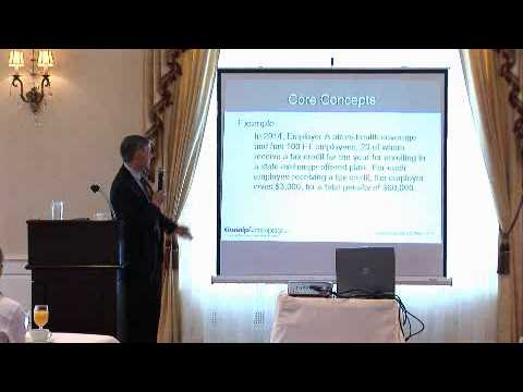 Employeers - Tax Immplications of the Health Care Reform Acts