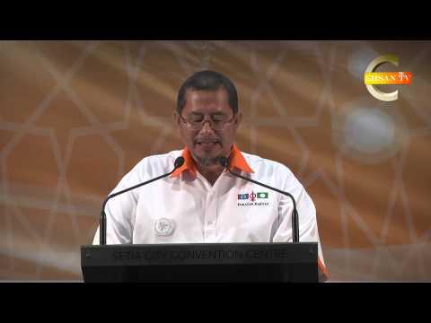 Konvensyen PR ke-5: Ucapan Pengarah Konvensyen, YB Iskandar A. Samad