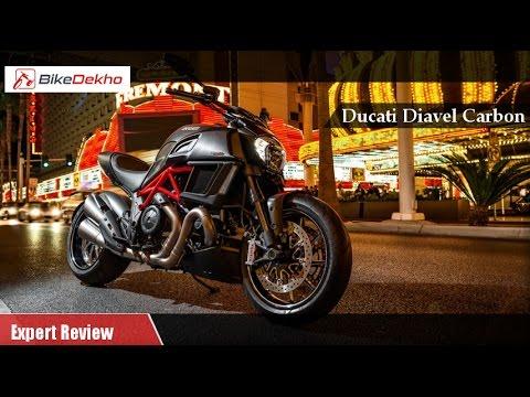 Ducati Diavel Carbon | Expert Review | BikeDekho.com