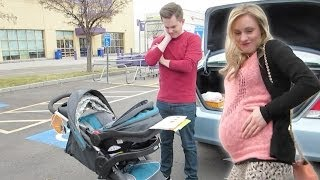 34 WEEK APPPOINTMENT | BABY SHOPPING!!