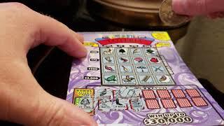 California Scratcher: LOTERIA DON CLEMENTE (Game 1344)