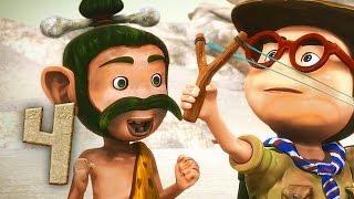 اوكوليلي - الحلقة 4 - النقيفة - افلام كرتون للاطفال كيدو
