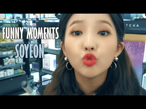 (G)I-DLE SOYEON FUNNY MOMENTS