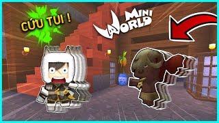 [MiniWorld] Khi Siro Lạc Vào Giấc Mơ Kinh Dị Của OG Gumball