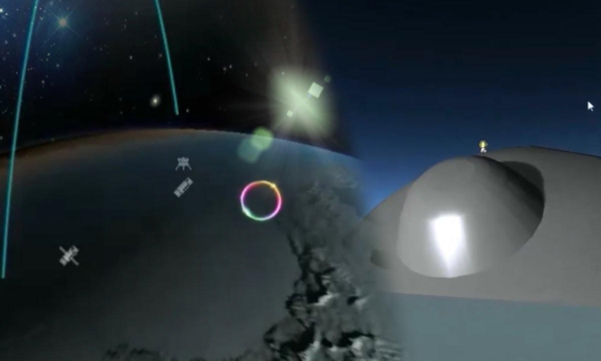 kerbal space program flying saucer - photo #2