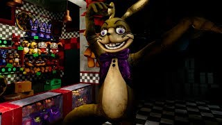 DO NOT HACK THE ENDING! DANCING WITH SPRING BONNIE | Five Nights At Freddy's VR: Help Wanted Secrets